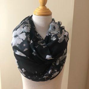 Soft flowy lightweight scarf